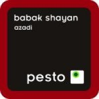 Purchase Babak Shayan - Azadi WEB