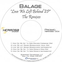 Purchase Balage - Love We Left Behind Remixes