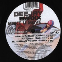 Purchase DJ E-Maxx - Make u Move-(br0319) Vinyl