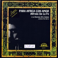 Purchase Alfredo de la fe - Para Africa con amor