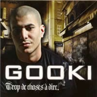 Purchase Gooki - Trop De Choses A Dire