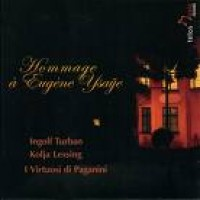 Purchase Ingolf Turban - Hommage A Eugene Ysaye CD2
