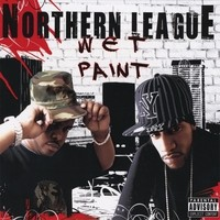 Purchase Northern League - Wet Paint