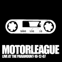 Purchase The Motorleague - Live At The Paramount