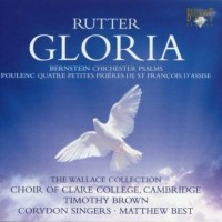 Purchase Rutter Bernstein Poulenc - Choral Works-Gloria