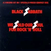 Purchase Black Sabbath - We Sold Our Soul For Rock\'N'Roll