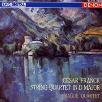 Purchase Cesar Franck - String Quartet In D Major