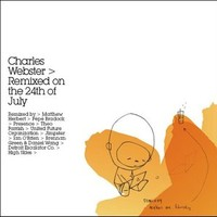 Purchase Charles Webster - Remixed: On The 24th Of July