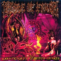 Purchase Cradle Of Filth - Lovecarft & Witch Hearts CD1