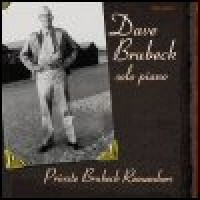 Purchase Dave Brubeck - Private Brubeck Remembers CD2