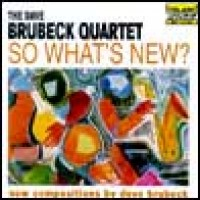 Purchase Dave Brubeck - So What's New