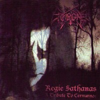 Purchase Enthroned - Regie Sathanas: A Tribute To Cernunnos