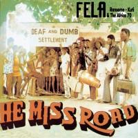 Purchase Fela Kuti - He Miss Road