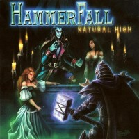 Purchase HammerFall - Natural High (CDS)