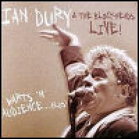 Purchase Ian Dury - Warts 'N' Audience