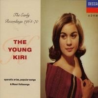 Purchase Kiri Te Kanawa - The Young Kiri