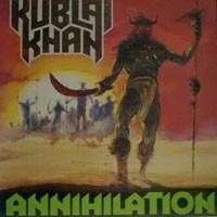 Purchase Kublai Khan - Annihilation