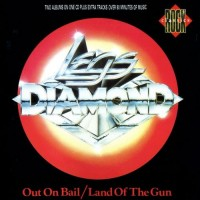 Purchase Legs Diamond - Out On Bail / Land Of The Gun