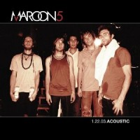 Purchase Maroon 5 - 1,22,03.Acoustic
