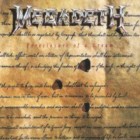 Purchase Megadeth - Foreclosure Of A Dream (CDS)
