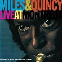 Purchase Miles Davis - Miles & Quincy - Live At Montreux