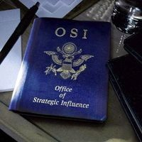Purchase OSI - Office Of Strategic Influence