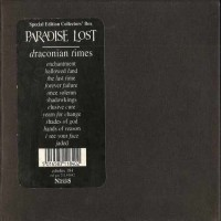 Purchase Paradise Lost - Draconian Times (Limited Edition) CD1