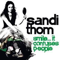 Purchase sandi thom - Smile... It Confuses People