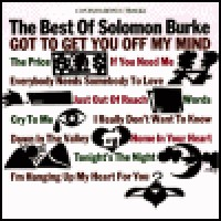 Purchase Solomon Burke - The Best Of