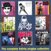 Purchase The Adicts - The Complete Adicts Singles Collection