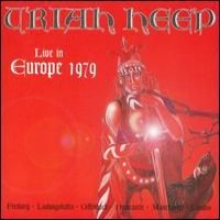 Purchase Uriah Heep - Live in Europe CD2