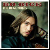 Purchase Bo Bice - The Real Thin g