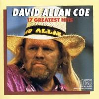 Purchase David Allan Coe - 17 Greatest Hits