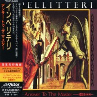 Purchase Impellitteri - Answer To The Master