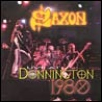 Purchase Saxon - Live at Donnington