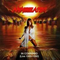Purchase Annihilator - In Command: Live 1989-90