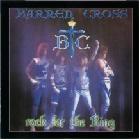 Purchase Barren Cross - Rock For The King