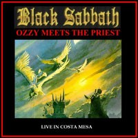 Purchase Black Sabbath - Ozzy Meets The Priest (Bootleg)