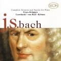 Buy Johann Sebastian Bach - Complete Sonatas And Partita For Flute (With Frans Bruggen, Leonhardt & Van Dael) CD1 Mp3 Download