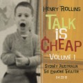 Buy Henry Rollins - Talk Is Cheap Vol. 1 CD1 Mp3 Download
