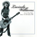 Buy Lucinda Williams - Live On Texas Music, Austin, Tx, 4Th October 1981 (Remastered) Mp3 Download