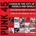 Buy VA - Punk 45: Chaos In The City Of Angels And Devils Mp3 Download