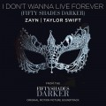 Buy Zayn & Taylor Swift - I Don't Wanna Live Forever (Fifty Shades Darker) (CDS) Mp3 Download