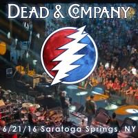 Purchase Dead And Company - 2016/06/21 Saratoga Springs, NY CD3