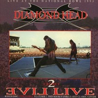 Purchase Diamond Head - Evil Live