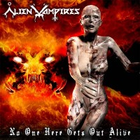 Purchase Alien Vampires - No One Here Gets Out Alive