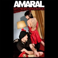 Purchase Amaral - Gato Negro Dragon Rojo CD1