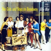 Purchase Billy May - The Girls And Boys On Broadway