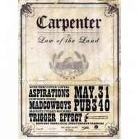 Purchase Carpenter - Law of the Land