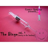 Purchase Charles Hamilton - The Binge Vol. 1: Staring At The Lavalamp